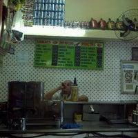 Photo taken at Alfacinha bar by Leonardo A. on 5/1/2013