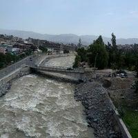 Photo taken at Puente Grau by Juan Benito C. on 1/30/2013