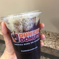 Photo taken at Dunkin' Donuts by Stephanie on 6/11/2017