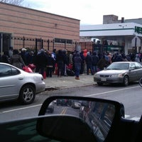 Photo taken at Hess Express by Mr Stone P. on 11/1/2012