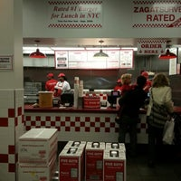 Photo taken at Five Guys by Mr Stone P. on 11/12/2012