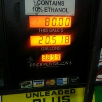 Photo taken at Hess Express by Mr Stone P. on 2/7/2013