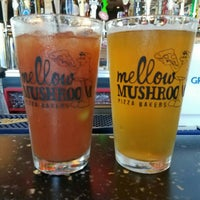 Photo taken at Mellow Mushroom by Angela B. on 11/27/2016