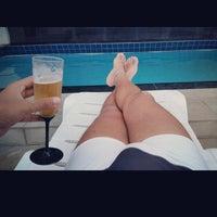 Photo taken at Atobá Praia Hotel by Kleyton S. on 9/17/2014