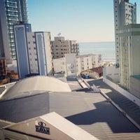 Photo taken at Atobá Praia Hotel by Kleyton S. on 9/16/2014