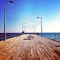 Photo taken at Limassol Old Port by Nick V. on 1/3/2013