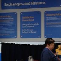 Photo taken at Walmart Supercenter by Ivan K. on 12/9/2012