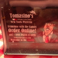 Photo taken at Tomasino's Pizza by John S. on 5/29/2013