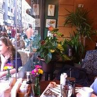 Photo taken at Alins Cafe Restaurant by Burak & Fatma on 11/27/2012