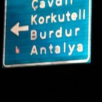 Photo taken at Gölhisar-Çavdır Yolu by Gözde E. on 2/25/2016
