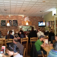 Photo taken at Corner Cafe by Anna Maria V. on 10/21/2012