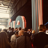 Photo taken at Brussels Kart Expo by Jef D. on 4/19/2018