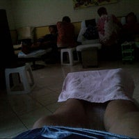 Photo taken at Amanda's Reflexology by Eka S. on 2/14/2015