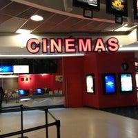 Photo taken at Cineplex Odeon Forum Cinemas by Varun R. on 10/3/2012