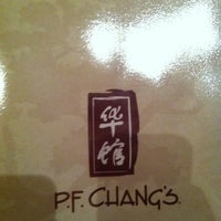 Photo taken at P.F. Chang's by Shelby M. on 1/5/2013