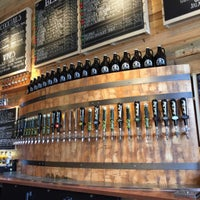 Photo taken at Jolly Pumpkin Pizzeria and Brewery by Chris M. on 7/14/2015