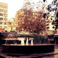 Photo taken at Athonos Square by • Mele™® • on 12/26/2013