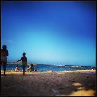 Снимок сделан в Escambron Beach пользователем Gabriel D. 2/17/2013
