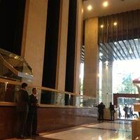 Photo taken at Hotel Sevilla Palace by Kinko K. on 8/7/2013