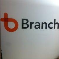 Photo taken at Branch HQ by Josh M. on 2/13/2013