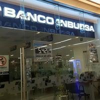 Photo taken at Banco Inbursa by Carolina C. on 10/19/2016