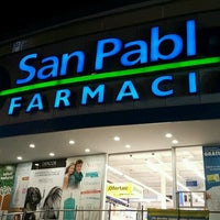 Photo taken at Farmacia San Pablo by Carolina C. on 10/19/2016