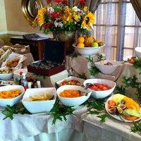 Photo taken at Lanzerac Hotel & Spa by Chris W. on 10/28/2012
