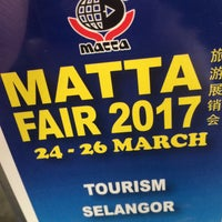 Photo taken at EXPO by Syafiq A. on 3/24/2017