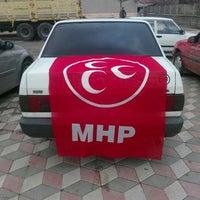 Photo taken at MHP Denizli İl Başkanlığı by Halil S. on 3/6/2015
