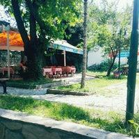 Photo taken at Nefisenin yeri Kız Meslek Lisesi çay bahçesi by Seçkin K. on 7/5/2015