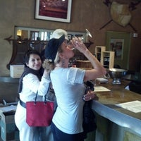 Photo taken at PlumpJack Winery by Michael S. on 10/4/2012