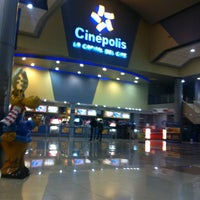 Photo taken at Cinépolis by Mauricio L. on 12/29/2012