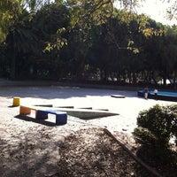 Foto tomada en Jardín Ramón López Velarde por Mauricio L. el 12/30/2012