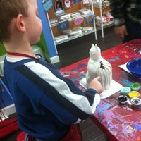 Photo taken at Painting Fun Spot by Donna D. on 3/16/2013