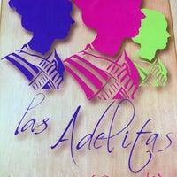 Photo taken at Las Adelitas by Lalo R. on 4/7/2015