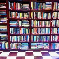 Photo taken at Toko Buku 'Books' semarang by Ayu Y. on 6/8/2014