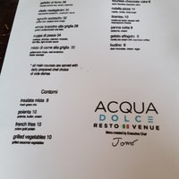 Photo taken at Acqua Dolce Resto Venue by Moriah B. on 10/11/2016