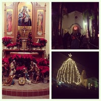 Photo taken at Our Lady of Perpetual Help Church by Christopher R. on 12/18/2013