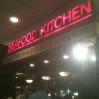 Photo taken at Pappadeaux Seafood Kitchen by Kirk A. on 3/11/2013