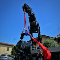 Photo taken at Santa Lucia by Francesco Rosati on 5/17/2015