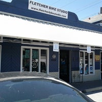 Photo taken at Fletcher Bike Studio by Robert B. on 4/12/2013