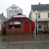 Photo taken at Harbor Inn by Robert B. on 10/3/2015