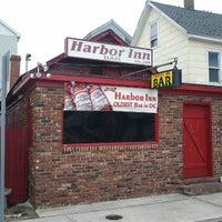 Photo taken at Harbor Inn by Robert B. on 2/4/2014