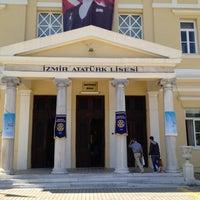 4/26/2013 tarihinde Güneş E.ziyaretçi tarafından İzmir Atatürk Lisesi'de çekilen fotoğraf