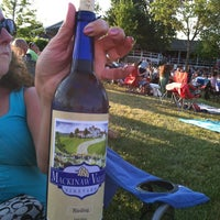 Photo taken at Mackinaw Valley Vineyard by Tracy M. on 7/21/2013