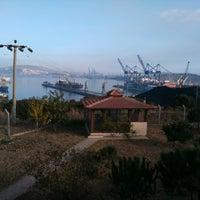 Photo taken at Aliağa Gümrük Müdürlüğü by Burçak F. on 11/5/2016