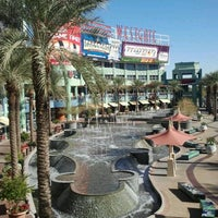 Photo taken at Westgate Entertainment District by Dennis H. on 1/12/2013