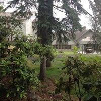 Photo taken at Inn at Pocono Manor by Dana M. on 6/28/2014