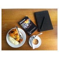 Photo taken at Cafe Tabac by Zar Z. on 11/15/2012