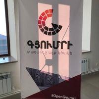 Photo taken at Technopark Gyumri by Hjortur S. on 12/12/2017